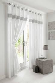 Ebay Curtains With Pelmets Ready Made by Faux Silk Diamante Curtains Eyelet Ring Top Lined 3 Colours
