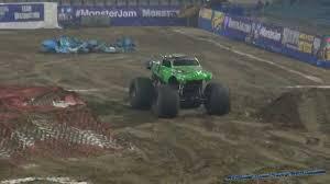 100 Hulk Monster Truck Jam XXL Gelredome Arnhem Freestyle Run With HULK