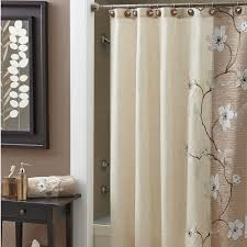 Purple Ombre Curtains Walmart by Bathroom Curtains Target Springmaid Chantal Orange Green Brown