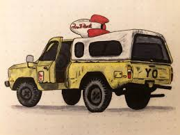 100 Toy Story Pizza Planet Truck My Hype For 4 Is Real So I Drew The Pixar