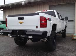 100 Truck Bumpers Aftermarket Black Steel Ranch Rear Bumper Accessories