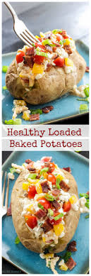 Healthy Loaded Baked Potatoes | Recipe | Cottage Cheese And Sour Cream Mashed Potato Bar Vessels Food And Display Ideas Pinterest Baked Potato Bar Recipe Mashed Toppings Wedding Tbrbinfo Best 25 Toppings On Crock Pot Picmonkey Image 31 Recipes Misc Foodie Stuff Chili Cookoff Party Bubbly Design Co A Fully Loaded Guide To The Ultimate Serious Eats For Ideas On Stuffed Sweet Potatoes Are Like Sweet Potatoes Only Better Easy Favorite Moneywise Moms Tropical Diy Shower The Bajan Texan