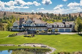 100 Stock Farm Montana Estate Hamilton Spokane Drone