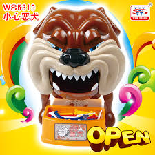 2016 New Popular Parent Child Board Game Dogs Bite Childrens Educational Toys Augmented Reality In Electronic Pets From Hobbies On