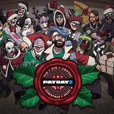 Payday 2 Halloween Masks Unlock by Payday 2 Xmas Heist 2016 Overkill Software