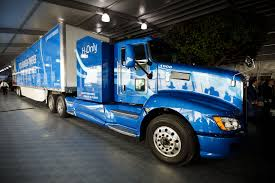 100 Truck Driving Schools In Los Angeles Toyota Paccar Team Up On Clean Hydrogen Trucks For Polluted LA Ports