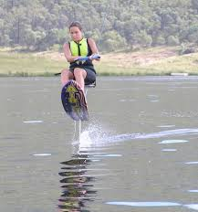 water skiing chair
