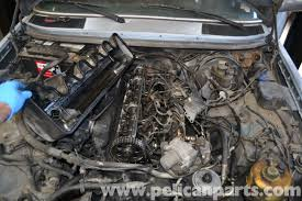 Replace The Valve On A by Mercedes Benz W123 Valve Cover Gasket Replacement 300td 1977