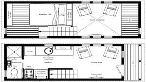 100 Tiny Home Plans Trailer House Architectures Delightful Best Floor