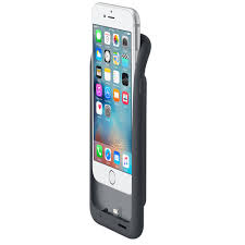 iPhone 6s Smart Battery Case Charcoal Gray Apple