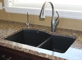 kitchen blanco granite undermount sink blanco apron sinks canada