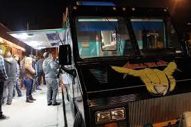 100 Grill Em All Food Truck Dee Snider Burger Burger BurgerJunkiescom