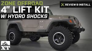 Jeep Wrangler Zone Offroad 4