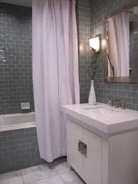 subway tiles bathroom white subway tile with gray grout gray