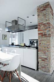 Explore Kitchen Brick Dining And More Rustic Industrial