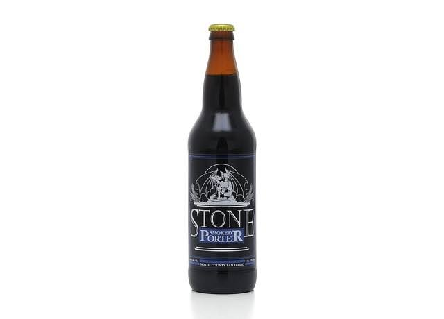 Stone Brewing Co Stone Smoked Porter Ale