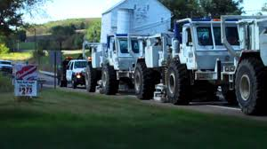 100 Thumper Truck Marcellus Shale Seismic Testing With Thumper Trucks YouTube