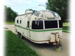 100 Restored Travel Trailers For Sale Rosy The Argosy Bringing A Classic Argosy Travel Trailer Back To