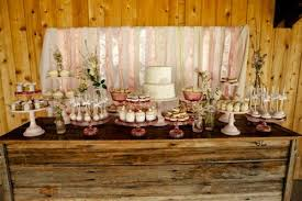 Assemble Cake And Dessert Stands Of Various Heights
