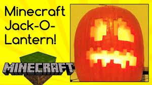 Spongebob Pumpkin Carving by Epic Minecraft Jack O Lantern Halloween Pumpkin Carving Plus A