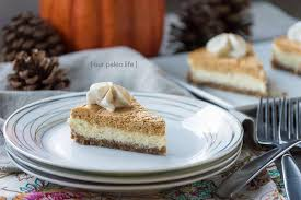 Pumpkin Layer Cheesecake by Keto Pumpkin Layer Cheesecake Primal Low Carb Instant Pot Recipe