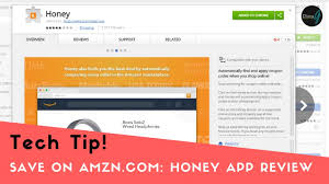 Honey Chrome App Quick Review-How It Works With Amazon.com Honey For Chrome Mac 1173 Download Top Three Plugin To Save Money When Shopping Online What Is The App And Can It Really You I Add A Coupon Code Or Voucher To Is The Extension How Do Get It How On Quora Microsoft Edge Android Now Allows You Save Money When Use Amazon Purchases Cnet Quick Reviewhow Works With Amazoncom Youtube Automatically Searches For And Applies Coupon Codes