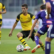 Testspiele Mit Borussia Dortmund Bei Austria Wien Im LIVETICKER