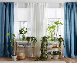 Light Filtering Privacy Curtains by Window Dressing Window Treatment Ideas Ikea
