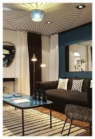 canap lavoine lavoine bleu canard architecture d intérieur idées déco