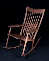 Pat Beurskens Woodworking Portfolio: Sam Maloof Style ...