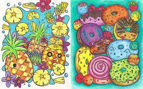 OMG Kawaii Colouring Book Giveaway
