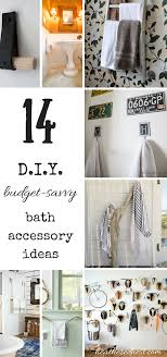 Throw In The Towel! Low-Budget & DIY Bathroom Ideas. | The Heathered ... Contemporary Bathroom Decorating Ideas With Unique Towel Storage And Small Paint Sets Blue Dark Beach Marble Vanity Coral Rug Bars For Bathrooms The New Way Home Decor Diy Rack Modern Picture 29 Holder 20 Really Inspiring Diy 9 Best Racks For 2019 Chic Amazoncom Hd Designs Bath Sky Kitchen Buying Guide How To Choose The Right Hgtv Gatco Fine Bathware Hdware And Accsories Towels Nice Way Of Adding Detail On Towel Without
