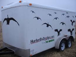 100 Duck Decals For Trucks Custom Vinyl For Waterfowl Trailers Hunter By Design