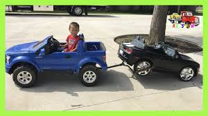 100 Toy Tow Trucks For Sale Powered Ride On D F150 Making It A Truck On KV Show YouTube
