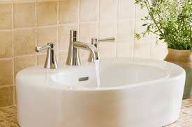 Bathroom Sink Not Draining Well by How To Install A Two Handle Aquasource Bathroom Faucet