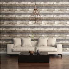 Brewster Grey Weathered Plank Wood Texture Wallpaper-2701-22345 ... Graham Brown 56 Sq Ft Brick Red Wallpaper57146 The Home Depot Wallpaper Canada Grey And Ochre Radiance Removable Wallpaper33285 Kenneth James Eternity Coral Geometric Sample2671 Mural Trends Birds Of A Feather Stunning Pattern For Bathroom Laura Ashley Vinyl Anaglypta Deco Paradiso Paintable Luxury Wallpaperrd576 Gray Innonce Wallpaper33274 Brewster Blue Ornate Stripe Striped Wallpaper Shower Tub Tile Ideasbathtub Ideas See Mosaic