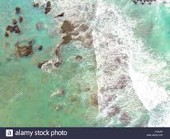 100 An Shui Wan Repulse BayQian Aerial View Taiwan North Coast Shot