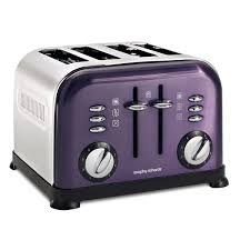 Morphy Richards 4 Slice Accents Toaster