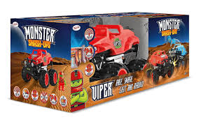 Award Winning Monster Smash Ups Remote Control RC Truck Viper Kids ... Feiyue Truck Rc Off Road Desert Rtr 112 24ghz 6wd 60km Electric Remote Control Redcat Trmt8e Be6s Rc Monster 1 New Bright 114 Silverado Walmart Canada Exceed Microx 128 Micro Scale Short Course Ready To Run Naladoo High Speed Rock Crawler Racing The Best Petrol Car Buy Hsp 94188 Gas Powered Special Fantastic Scania Trucks In Action Youtube 118 Volcano18 Cobra Toys 24ghz 42kmh Feiyue Fy07 Offroad Rtr 13206 Free Wltoys 18402 4wd 4243 Shipping