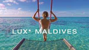 100 Maldives Lux Resort LUX South Ari Atoll 5 Star Hotel DJI Mavic Pro
