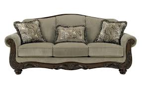 Signature Martinsburg Sofa Meadow Sofas Clearance Outlet