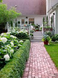 Photo Of Brick Ideas by Garden Path Ideas Brick Walkways