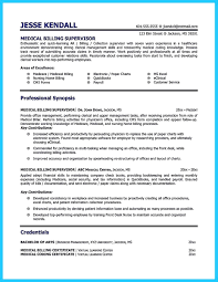 Medical Billing Specialist Resume Examples With Job