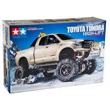 100 Rc Tamiya Trucks Amazoncom 58415 Toyota Tundra High Lift Truck 110 Scaled