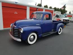 100 48 Chevy Truck Awesome 1952 Chevrolet Other Pickups 1952 3100 Pick Up Truck