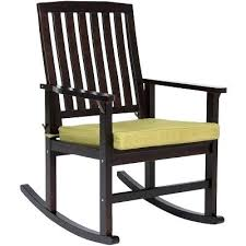 contemporary outdoor rocking chair best choice products