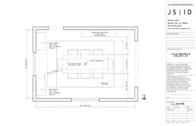 Restaurant Table Layout Templates