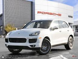 New Porsche Cayenne Inventory In Halifax, Nova Scotia