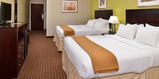 Holiday Inn Express & Suites Indianapolis W Airport Area Hotel