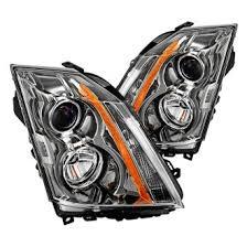 2011 cadillac cts custom factory headlights carid